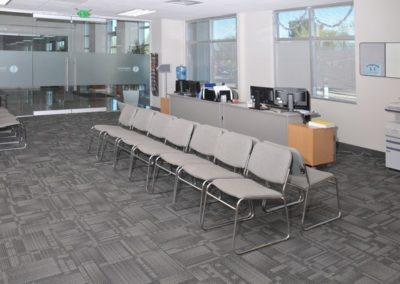 SGS Clinical Studies Phoenix Research Center Waiting Room